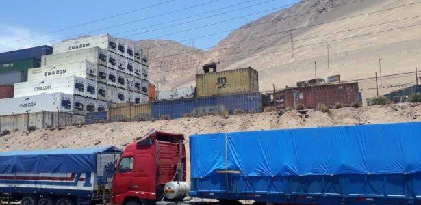 """Flores: """"Medida de cierre temporal de fronteras no afecta al tránsito de mercancías"""""""