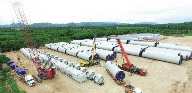 Carga proyecto, un reto superado por Puerto Jennefer