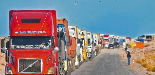 Transporte pesado exige medidas económicas reales